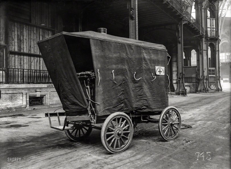 Le Chariot Chuck: 1918
