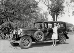 The Latest Models: 1929