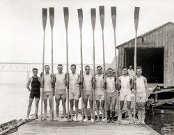 Second Varsity: 1914