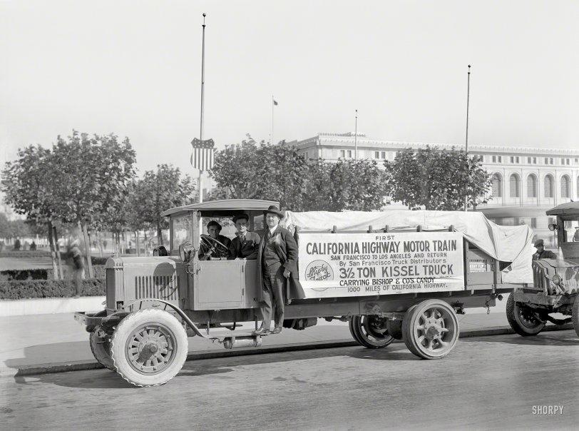 Kissel Kandy Karavan: 1919