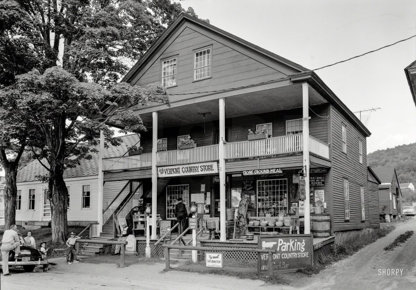 Vermont Country Store: 1959