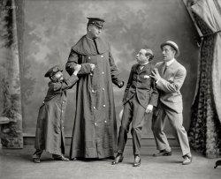 Fistic Follies: 1910