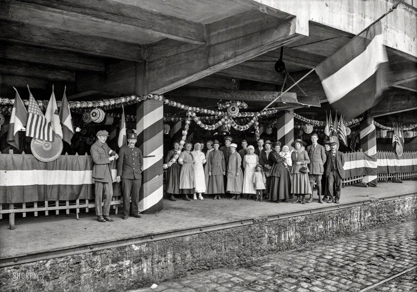 Liberté, Fraternité: 1918