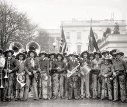 Cowboy Band Inc.: 1929