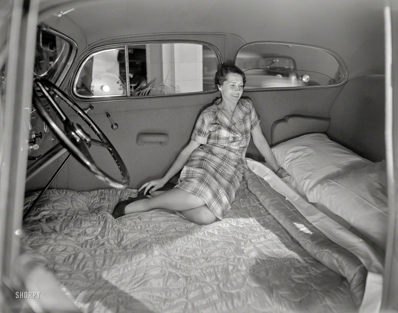The Princess and the Pontiac: 1936