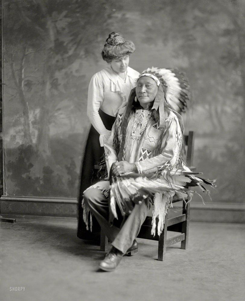 Welcome to Washington: 1913