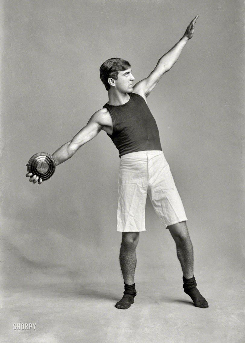 Discus Duke: 1905