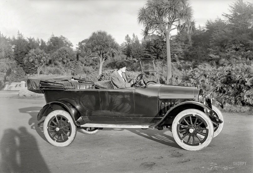 Thoroughly Modern Maxwell: 1919