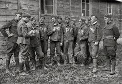 Prisoners of War: 1918
