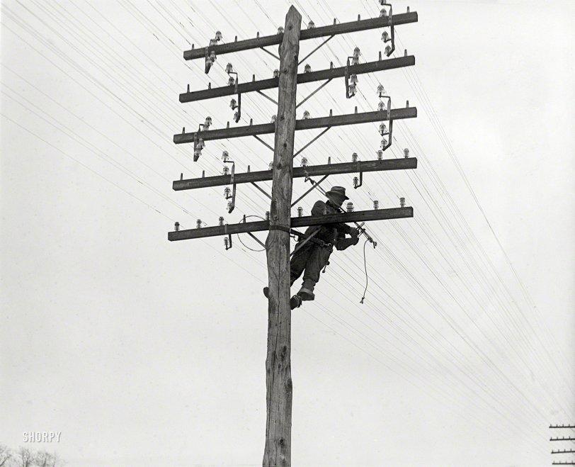 A Higher Calling: 1929