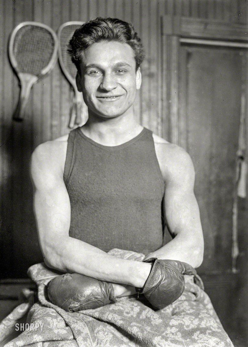 Cheerful Charlie: 1914
