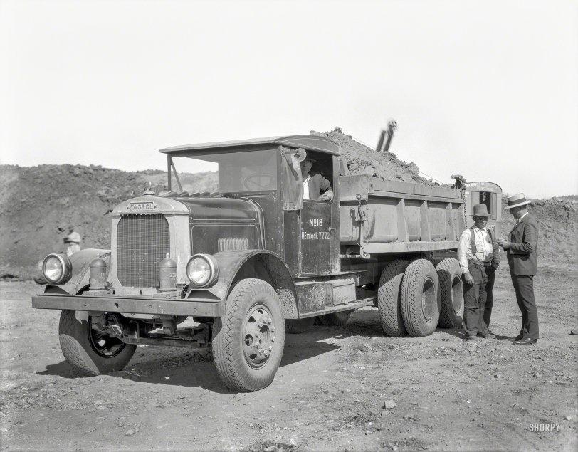 Brawny Hauler: 1930