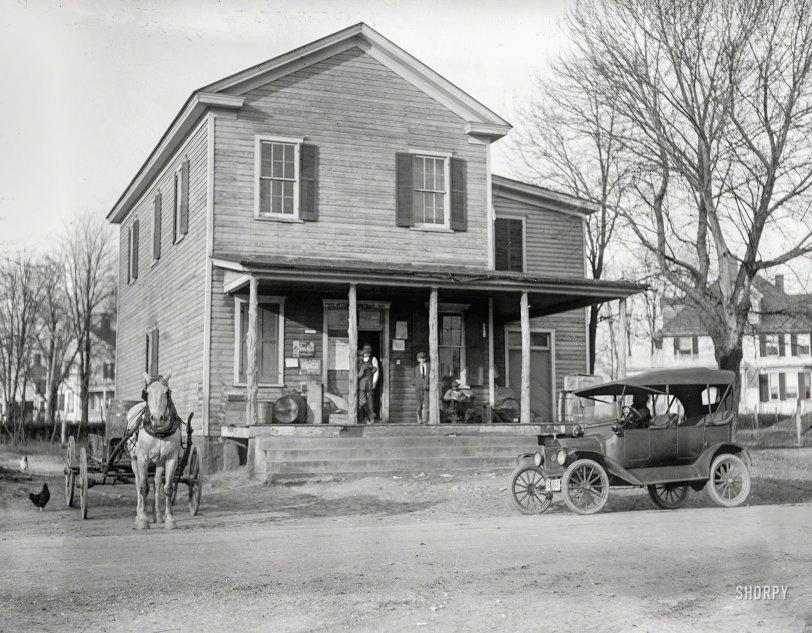 Dawsonville: 1917