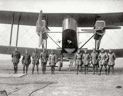 The Big Biplane: 1918