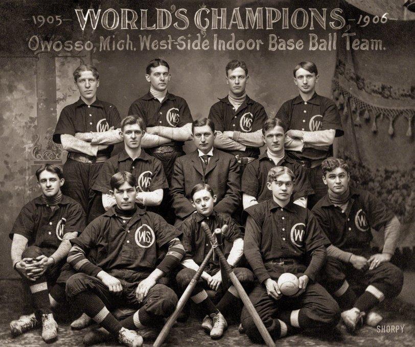 Inside Baseball: 1906