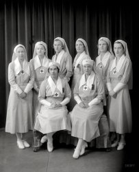 Eight Nurses: 1920s
