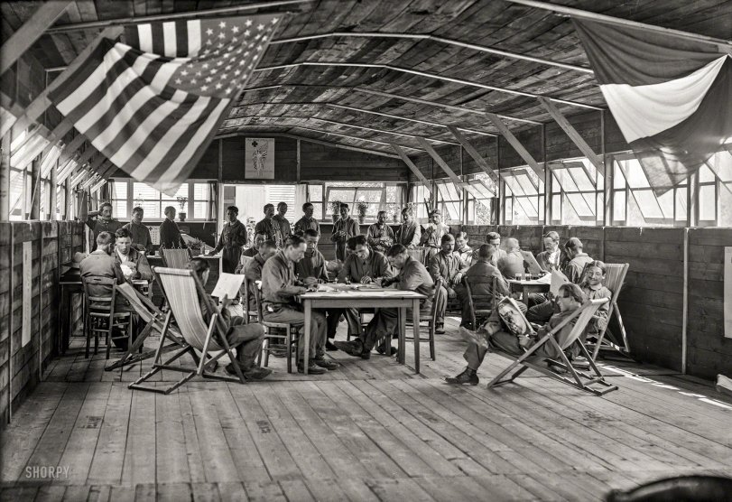 Croix Rouge Americaine: 1919