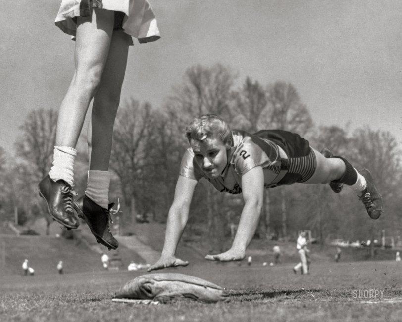 Ladies vs. Tomboys: 1955