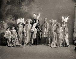 Drama Queen: 1918