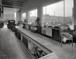 Specialized Lubrication: 1932