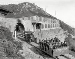 Gravity's Railroad: 1921