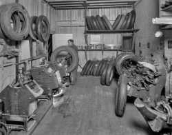 The Rubber Room: 1930