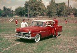 Dearborn Reds: 1952