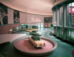 Ford Rotunda: 1953