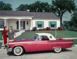 The Fabulous Thunderbird: 1957