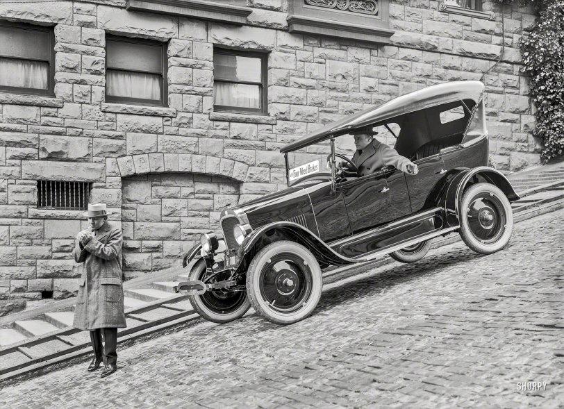 Skid Row: 1924