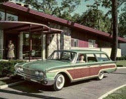 Country Squire: 1960