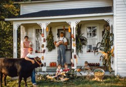 Porch of Plenty: 1957
