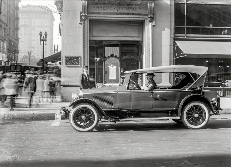 Que Sera, Sera: 1922