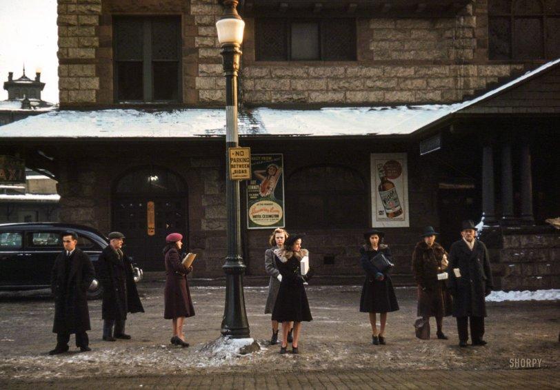 Homeward Bound: 1941