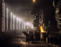 Locomotive Dreams: 1942