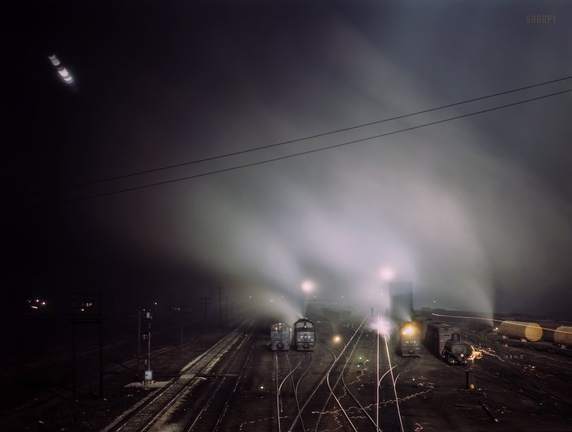 Night Freight: 1943