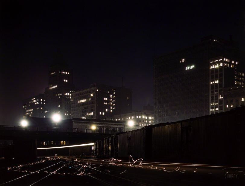 Water Street, Night: 1943