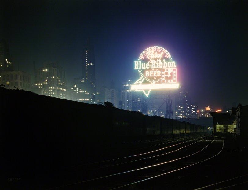 Night Train: 1943