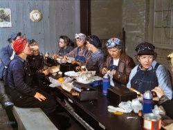 The Ladies Who Lunch: 1943