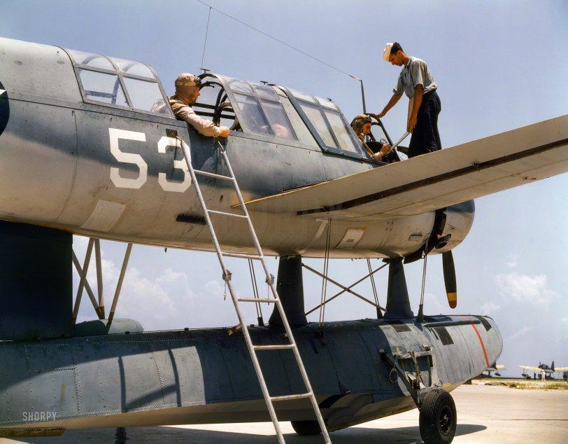 Off We Go: 1942