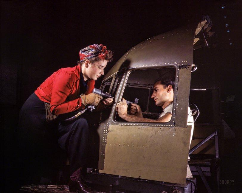 Teamwork: 1942