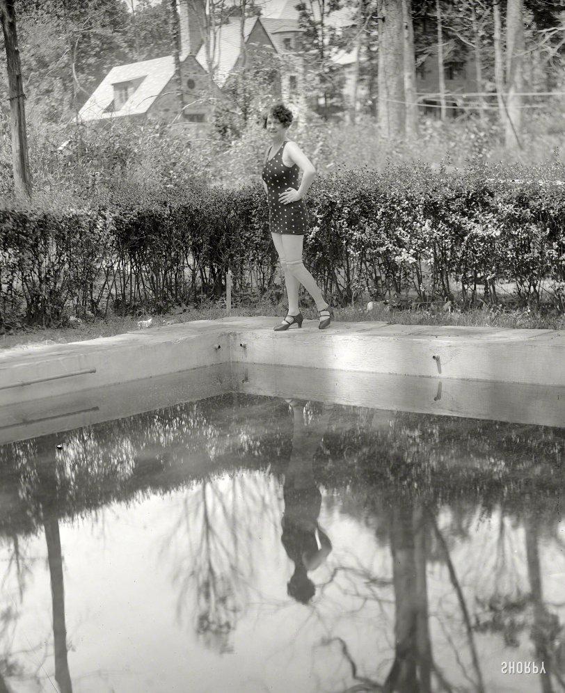 White Narcissa: 1930