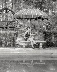 Swimsuit Audition: 1930