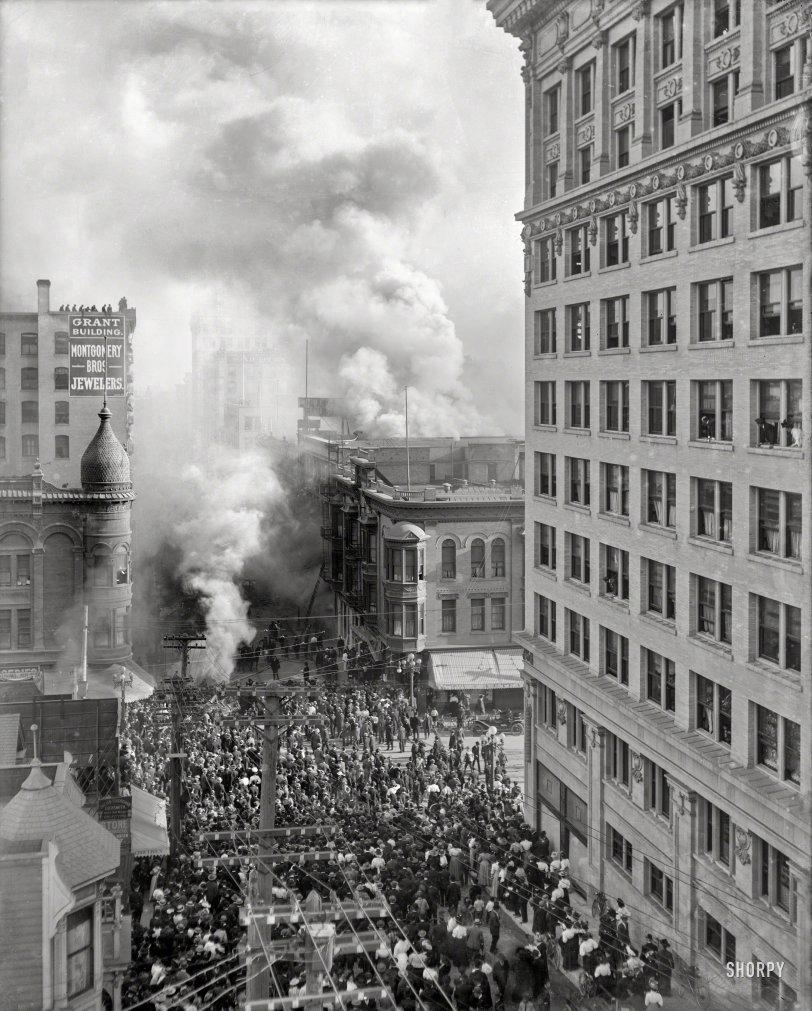 Conflagration: 1908