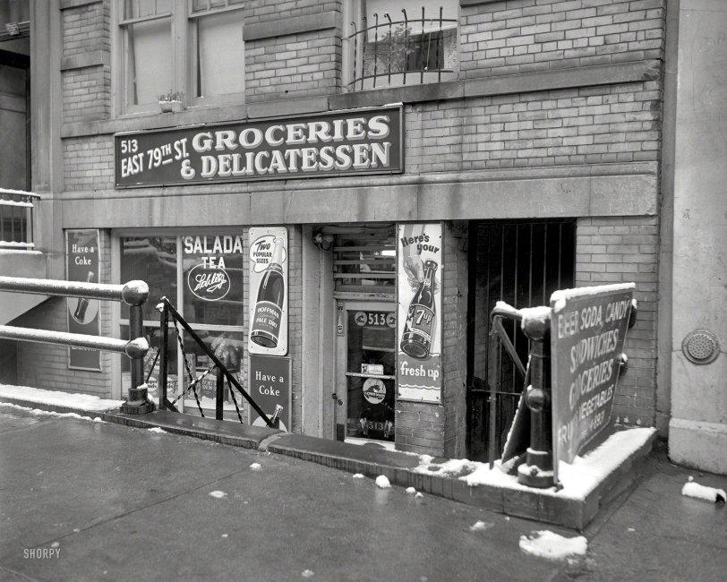 Frosty Drinks: 1950