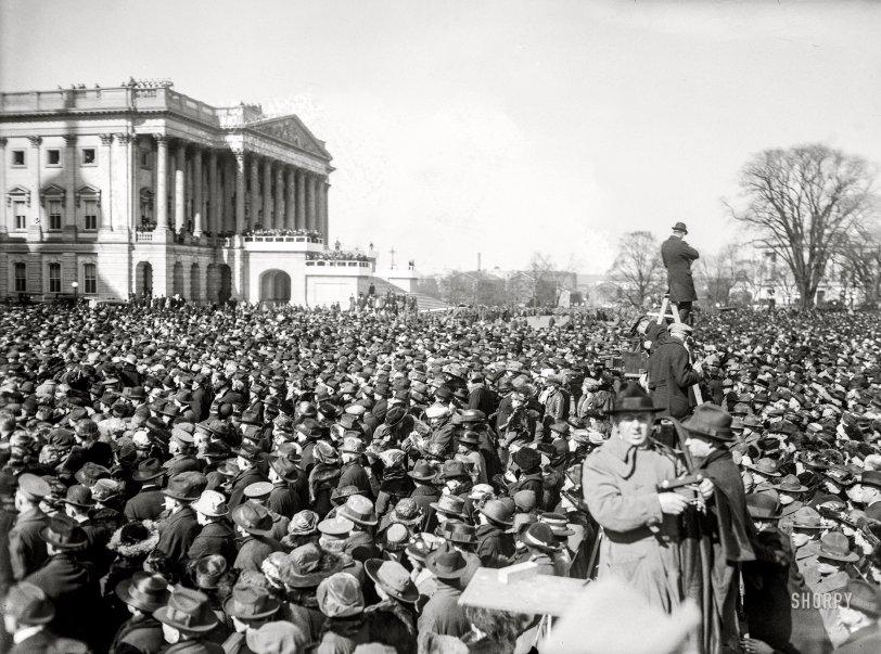 The Inauguration: 1921