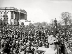 The Inauguration: 1921