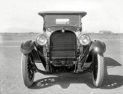 Full Frontal: 1922