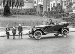 A Close Call: 1920