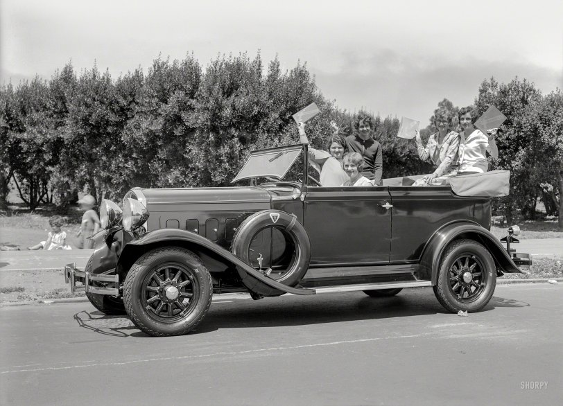 Hudson Flivver School: 1930